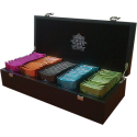 Black Tea Chest Gift Box - Large (100 Tea Bags)