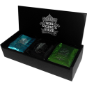 Black Tea Chest Gift Box - Small (24 Tea Bags)