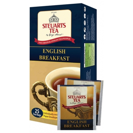 English Breakfast Tea (25 Pack)