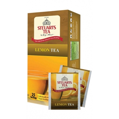 Lemon Tea (25 Pack)