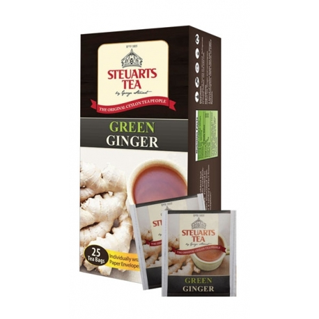 Green Ginger (25 Pack)