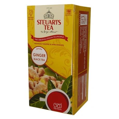 Black Ginger Tea (25 Pack)